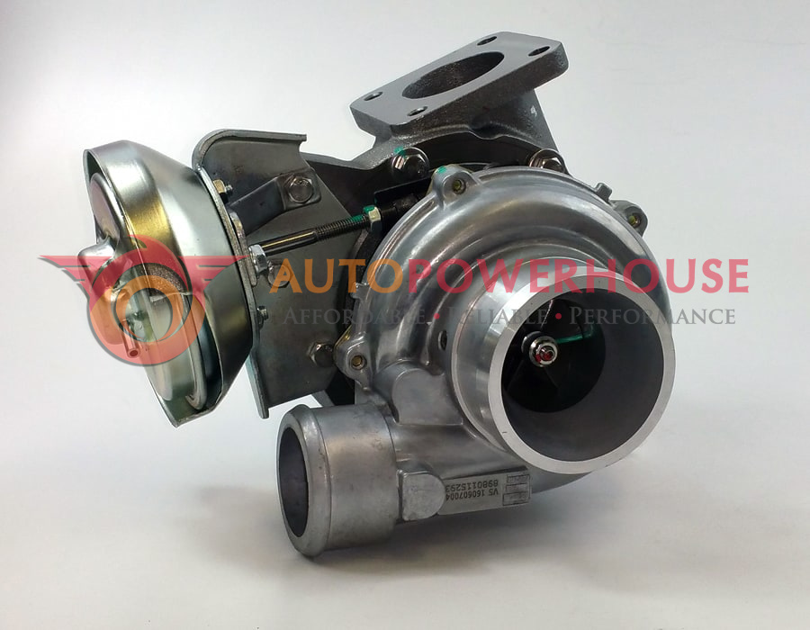 Oc Auto Exchange >> Holden Colorado & Rodeo Common Rail Turbocharger RHF5-VIEZ with High Flow Billet Upgrade ...