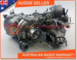 Mazda 6 GT1752S & GT1238Z (Genuine OEM) BiTDI Twin Turbocharger