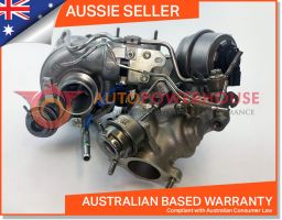 Mazda 3 GT1752S & GT1238Z (Genuine OEM) BiTDI Twin Turbocharger
