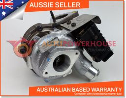 Mazda BT50 2.2 TDCI Turbocharger