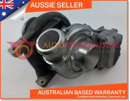 Mercedes Vito 111 CDi (W639) Turbocharger