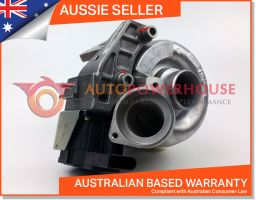 BMW 120 d (E87) Turbocharger