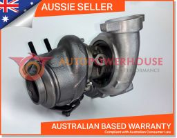 Ford Focus II 1.6 TDCi Turbocharger