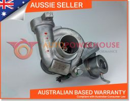 Ford Fusion 1.6 TDCi Turbocharger