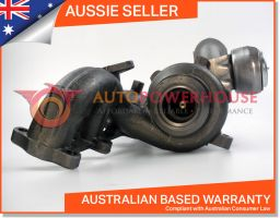Audi A3 1.9 TDI (8P/PA) Turbocharger