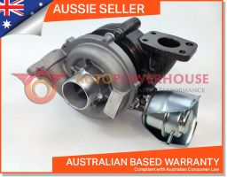 Peugeot 206 1.6 HDi Turbocharger