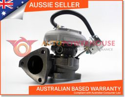 Kia Frontier Turbocharger