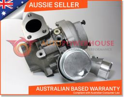Hyundai Travel CRDI Turbocharger