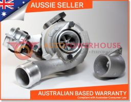 Hyundai Grand Starex CRDI Turbocharger
