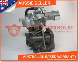 Mazda 3 Turbocharger