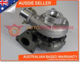 Nissan Terrano II Turbocharger
