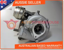 Nissan Pathfinder R51 (Common Rail 2.5L) Turbocharger