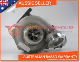 Dodge Sprinter Turbocharger
