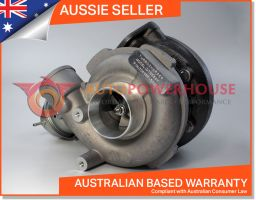 BMW X5 E53 Turbocharger