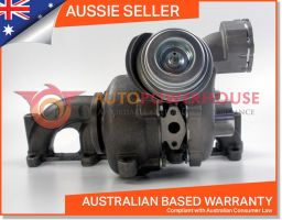 Volkswagen Touran 1.9 TDI (Euro 4) Turbocharger