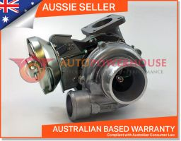Nissan Pathfinder Mistral Turbocharger
