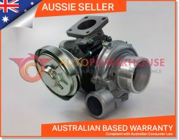 Holden Colorado Common Rail Turbocharger