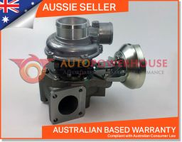 Holden Rodeo Common Rail Turbocharger