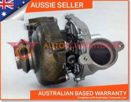 Mazda 3 1.6 DI Turbocharger