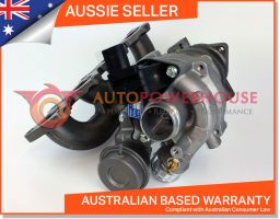 Volkswagen Golf VI 1.4 TSI Turbocharger
