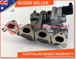 Volkswagen Touran 1.4 Turbocharger