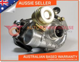 Ford Transit FT190 2.5L Turbocharger