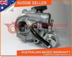Mitsubishi Triton (L200)  Turbocharger