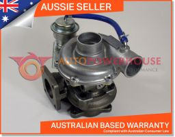 Holden Rodeo Turbocharger