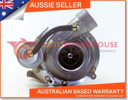 Isuzu Trooper Turbocharger