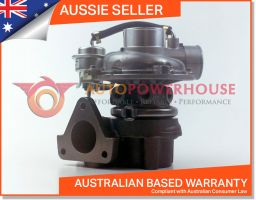 Holden Jackaroo Turbocharger