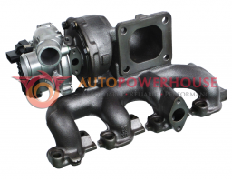 Jaguar X-Type - Voxx Remanufactured Turbocharger