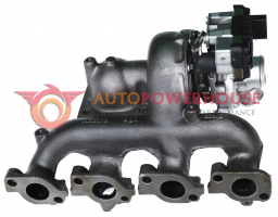 Ford Mondeo - Voxx Remanufactured Turbocharger
