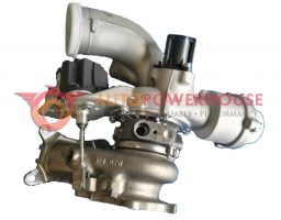 Audi Genuine IHI Turbocharger