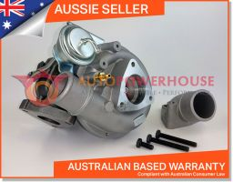 Nissan Navara D22 Turbocharger