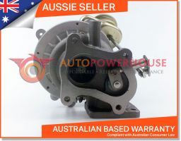 Mazda Bravo Turbocharger