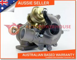 Ford Courier Turbocharger