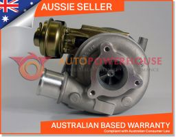 Nissan Patrol 3.0 Di Turbocharger