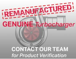 Hyundai Terracan 2.9 CRDi Turbocharger