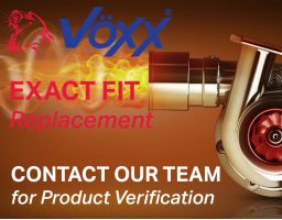 Voxx Exact Fit Aftermarket Upgrade Turbocharger
