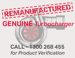 Voxx Reconditioned Genuine Mercedes SprinterTurbocharger