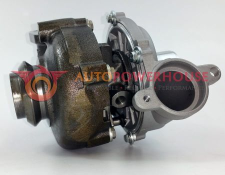 Peugeot 407 1.6 HDI Turbocharger