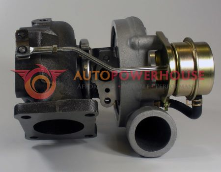 Toyota Celica 4WD Turbocharger