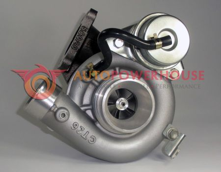 Toyota LandCruiser Turbocharger