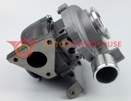 Suzuki Grand Vitara Turbocharger