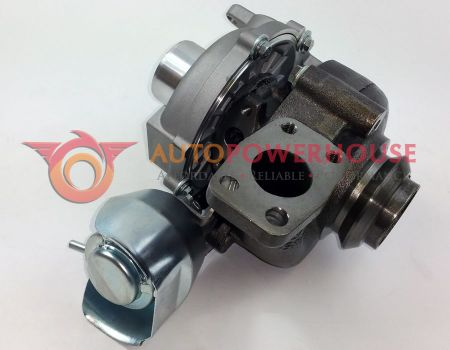 Citroen Xsara 1.6 HDi FAP Turbocharger