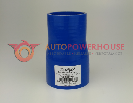 "Voxx Silicone Hose - Straight Reducer 2.5"" - 3"" (64 - 76mm)"