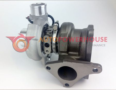 Subaru Forester Turbocharger