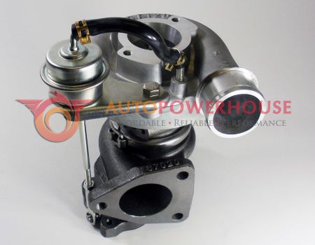 Toyota Surf SSR-X Turbocharger