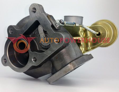 Mitsubishi Fuso Fighter Turbocharger