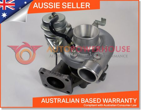 Toyota Land Cruiser High Flow Billet Upgrade Turbocharger